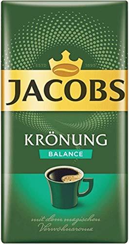 Jacobs Balance Ground Coffee - Balance Coffee