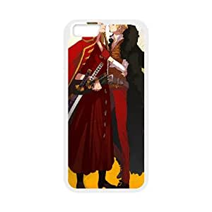 One Piece Film Z iPhone 6 Plus 5.5 Inch Cell Phone Case White JU0015705