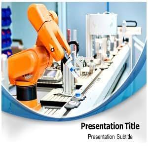 Amazon.com: Automation Robotics Powerpoint Templates ...