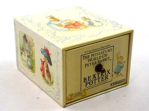 The Miniature World of Peter Rabbit: 12-Copy Miniature, used for sale  Delivered anywhere in USA