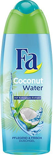 Fa Duschgel Coconut Water, 6er Pack (6 x 250 ml)