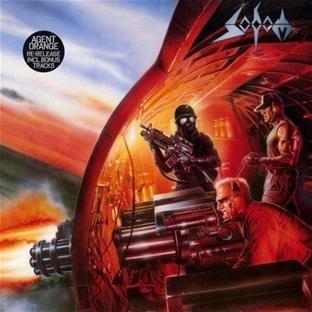 Sodom: Agent Orange Re-Release (Audio CD)