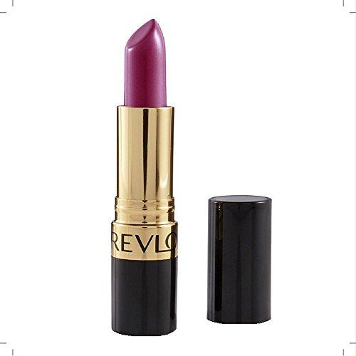 Revlon Super Lustrous Lipstick, Wild Orchid [457] 0.15 oz (Pack of 3)