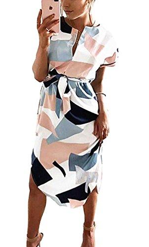 dress shirts slim waist - 1
