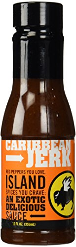 Buffalo Wild Wings Sauce Caribbean Jerk 12 Fl oz