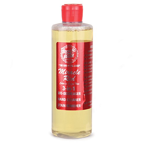n miracle red degreaser one