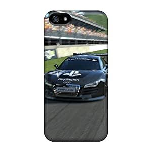 Hot RYornGv5474TFLrx Audi R8 Ps Tpu Case Cover Compatible With Iphone 5/5s