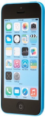 Apple iPhone 5C Blue 32GB Unlocked GSM Smartphone (Certified Refurbished)