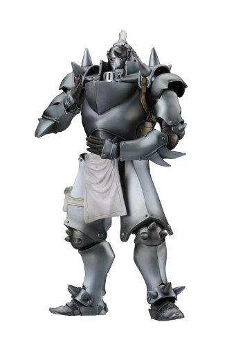 (Fullmetal Alchemist Brotherhood: Alphonse Elric Play Arts Kai Action Figure)