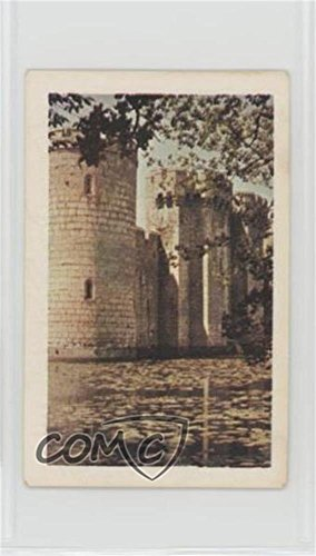 Bodiam Castle Ungraded COMC Good to VG-EX (Trading Card) 1974 Sellotape Great Homes and Castles - [Base] - Castle Base