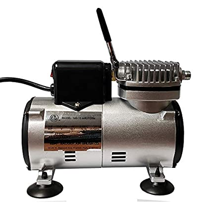 Image of Airbrush Materials Badger Air-Brush Co. AS180-15 Airstorm Compressor