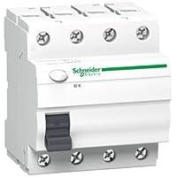 Schneider Electric A9Z05440 Interruptor Diferencial, 4P, 40A, 30Ma