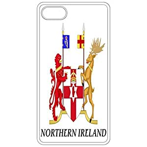 Northern Ireland - Coat Of Arms Flag Emblem White Apple Iphone 6 (4.7 Inch) Cell Phone Case - Cover