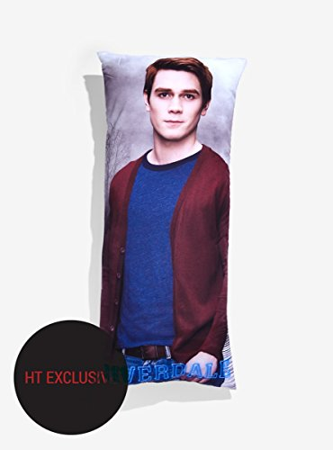 Riverdale Archie & Jughead Body Pillow Hot Topic Exclusive by Hot Topic