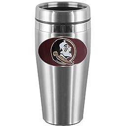 NCAA Florida State Seminoles Steel Travel Mug