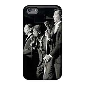 DeanHubley Apple Iphone 6s Plus Great Hard Phone Cases Custom Fashion Dean Martin And The Rat Pack Pattern [uKx1989GzZC]