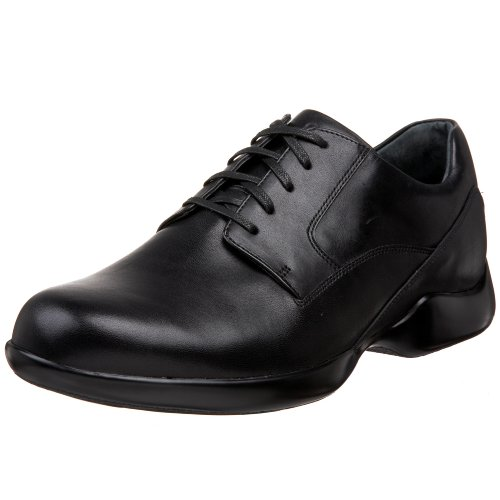 Aetrex Men's G501 Lace-Up Plain Toe,Black,12.5 XW US (Aetrex Lace Oxfords)