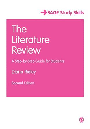 the literature review in research sage Your literature review gives readers an understanding of the scholarly research on your topic in your literature review you will: demonstrate that you are a well-informed scholar with expertise and knowledge in the field by giving an overview of the current state of the literature.