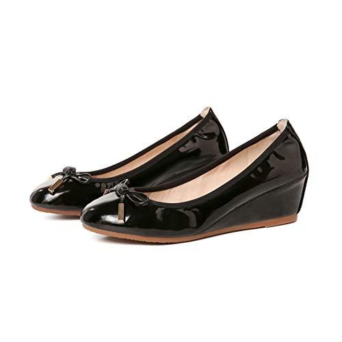 Compensées 36 Femme MMS06388 Noir Sandales Noir 1TO9 5 EU 6SqRUwHn