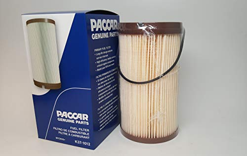 Paccar K37-1012, 30 Micron Primary Fuel Filter, Fits MX11 and MX13 Engines