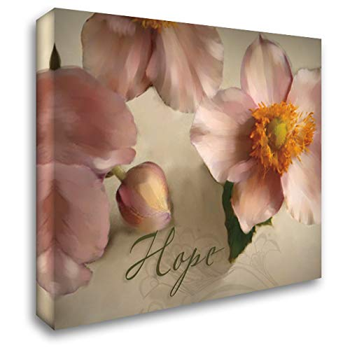 Hope 24x20 Gallery Wrapped Stretched Canvas Art by Tanner, Jan