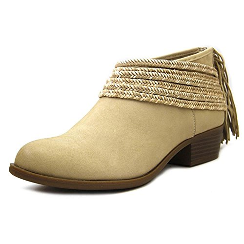 0 Boots Size Toe Leather Ankle CRAFTEE Womens Sand Fashion Cap BCBGeneration 7 xwRq1PU0n