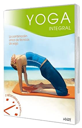 Yoga Integral [DVD]: Amazon.es: Susan Fulton: Cine y Series TV