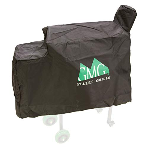 Green Mountain Grills Green Mountain Grill Cover GMG-3001, Black, Daniel Boone