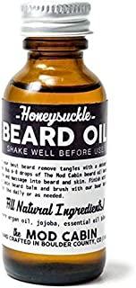 product image for Honeysuckle Beard Oil - All Natural, Hand Crafted in USA