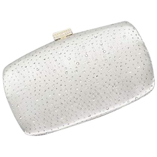 Minaudiere Ivory Style Crystals HBG8299 Scattered T5Hw7xnqn