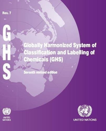 - Globally Harmonized System of Classification and Labelling of Chemicals (GHS)