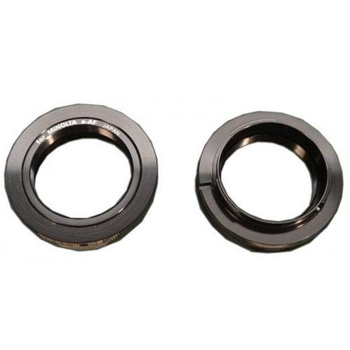 Pack of 3 pcs Meiji Techno T2-10 Adapter Ring for Alpha 2000 Cameras