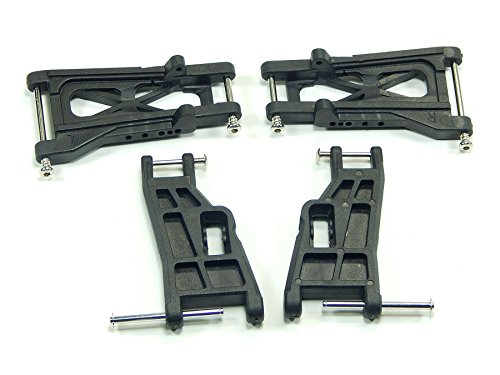 Traxxas 2555 Rear Suspension Arms Rear (pair)