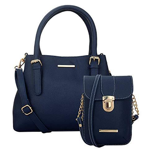 Lupo Combo Design Lapis Poche bleu Sac À Pour Bandoulière O Et De Bleu Mobile Multifonctionnel Femme Azzurro tqOOS5cwW