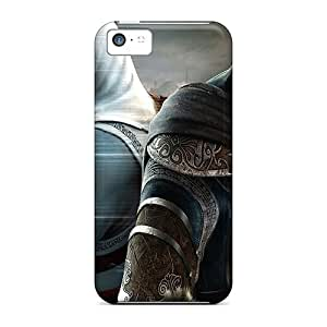 For Blowey Iphone Protective Case, High Quality For Iphone 5c Assassins Creed Revelations Skin Case Cover by lolosakes