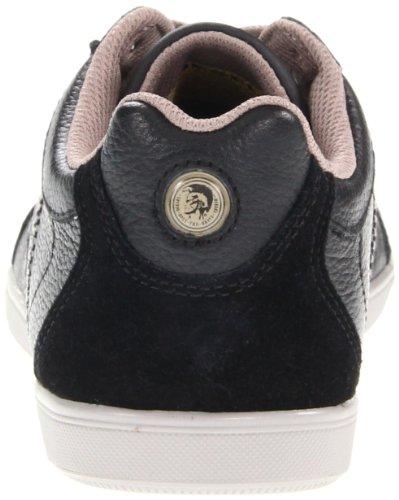 Diesel Ctas Speciality - Zapatos de cuero hombre negro - Schwarz (Black/Cobblestone)