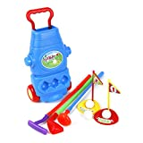 Ojam Swing 'N Play Kids Toy Golf Set (9) (9 Piece)