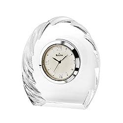 Bulova Corinth Table Top Clock - B6856