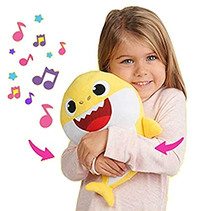 Baby Baby Shark Official Plush Beautiful In Colour Toys For Baby