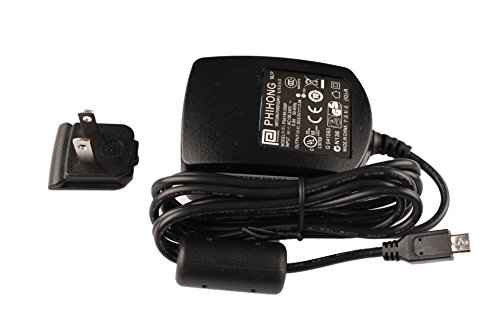 5v 3a 15w 5ft Charger Travel Power Adapter Ac Adapter For
