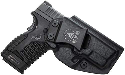 CYA Supply Co. IWB Holster Fits: Springfield XD-S 3.3