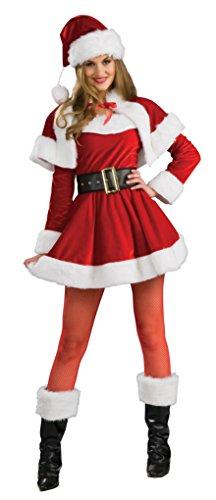 Rubie's Costume Co Women's Santa's Helper Costume, Multi, Medium