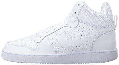 blanc blanc Femme Wmns blanc Chaussures Nike Basketball Borough q6FXxHX