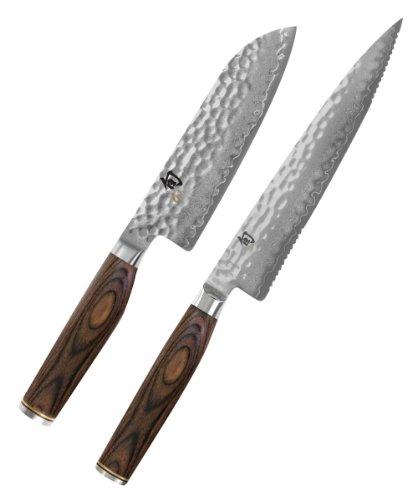 Shun TDMS287 Premier 2-Piece Knife Set