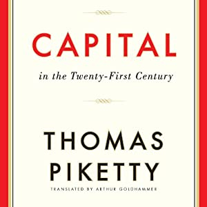 Capital in the Twenty-First Century Audiobook