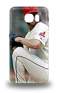 Hot New MLB Cleveland Indians Corey Kluber #28 3D PC Case Cover For Galaxy S6 With Perfect Design ( Custom Picture iPhone 6, iPhone 6 PLUS, iPhone 5, iPhone 5S, iPhone 5C, iPhone 4, iPhone 4S,Galaxy S6,Galaxy S5,Galaxy S4,Galaxy S3,Note 3,iPad Mini-Mini 2,iPad Air )