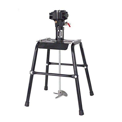 Pneumatic Paint Mixer Machine 5 Gallon Platform Type Paint Mixer Shaker Air Agitator Ink Coating Mixing Tool