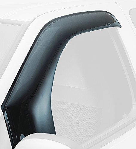 Auto Ventshade 95032 Aerovisor Off Road Sidewind Protectors, 2pc Front for 1971-1996 Chevrolet/GMC G-Series & Express Vans