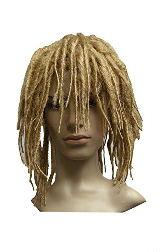 Bob Marley Wig Blond Dreads Rasta Dreadlock 144/60 -