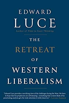 Edward Luce (Author)(10)Publication Date: June 6, 2017 Buy new: $24.00$15.9156 used & newfrom$12.68